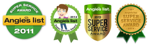 Angie List Service Awards
