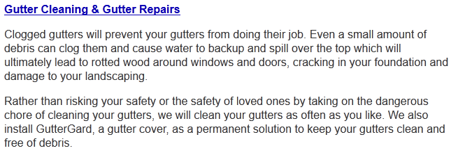 Gutter Cleaning | Gutter Repairs | TheGutterGuys.com